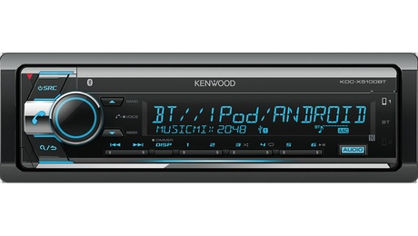 Новинка! Kenwood KDC-X5100BT