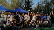 HardcoreSoundChallenge 2 этап в городе Гуково 05.05.19