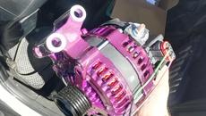 Установка генератора Alternator az 13 spl power 💪💪💪